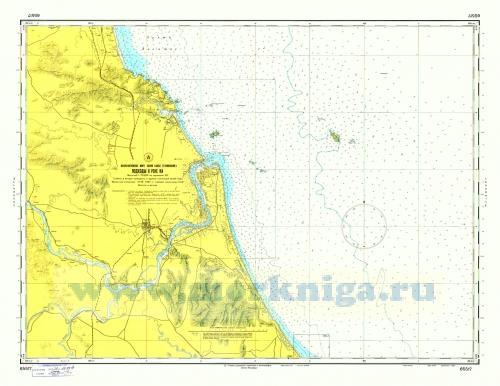 65517 Подходы к реке Ка (Масштаб 1:75 000)