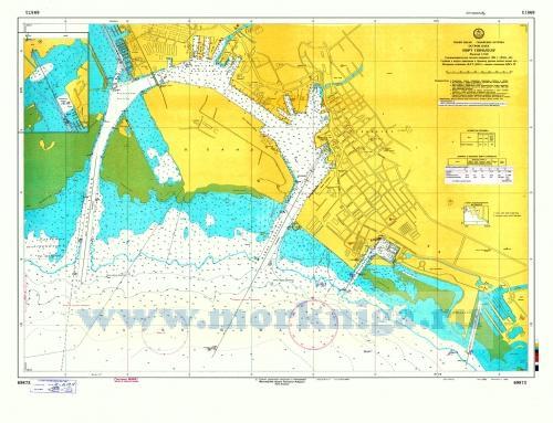 69873 Порт Гонолулу (Масштаб 1:7 500)