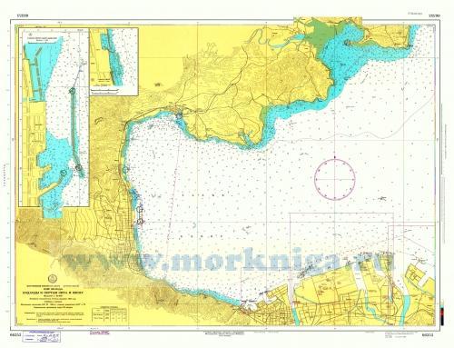 66353 Подходы к портам Оита и Беппу (Масштаб 1:30 000)