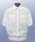 Пошить рубашку офицера белую с коротким  рукавом