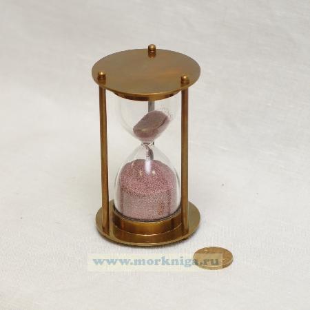 Песочные часы 4 дюйма бронзовые