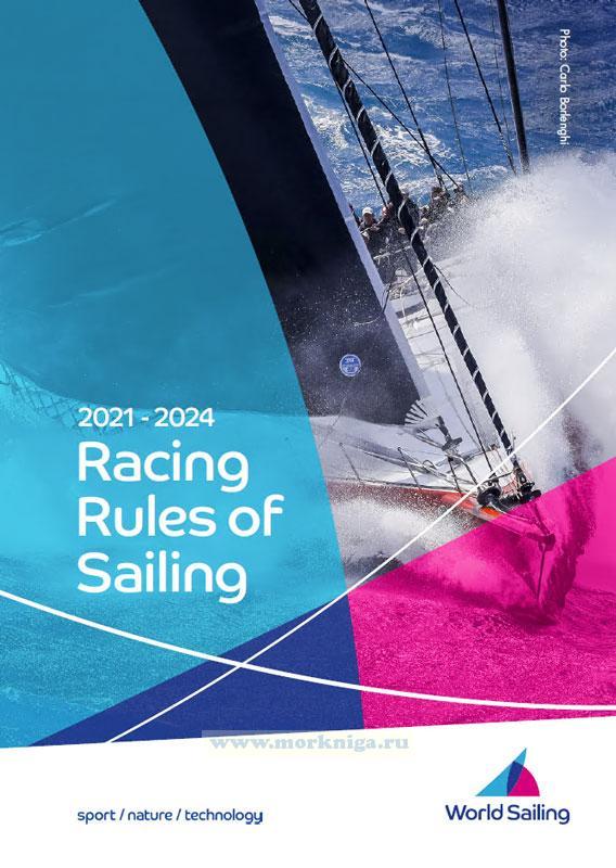Racing Rules of Sailing 2021-2024