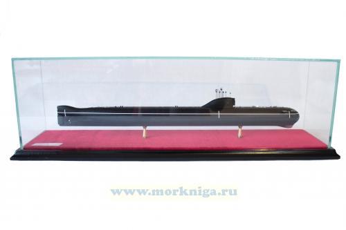 Модель атомной подводной лодки проекта 627А