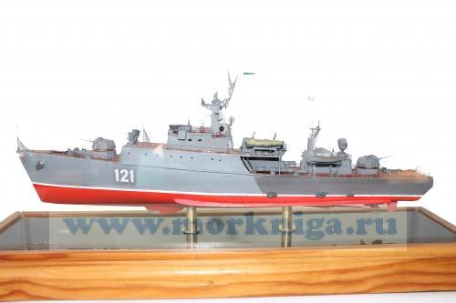 Модель малого противолодочного корабля проекта 1124П