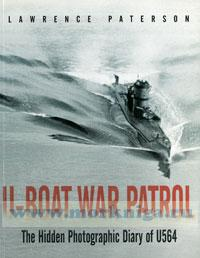 U-boat war patrol. The hidden photographic diary of U564