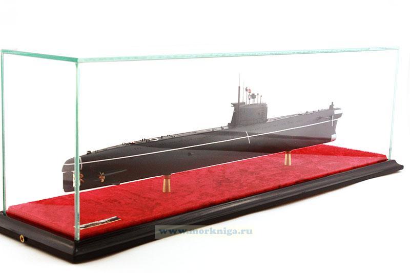Модель дизельной подводной лодки проекта 641. Класс Foxtrot