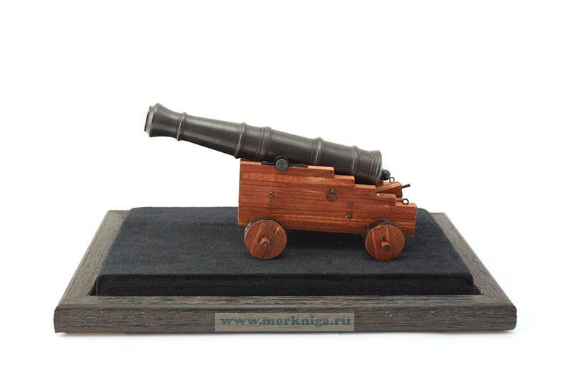 Пушка корабельная XIX в.