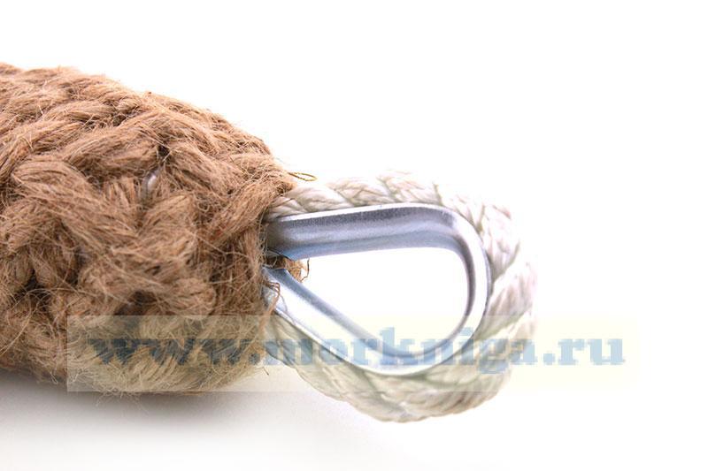 Мини-кранец с двумя коушами