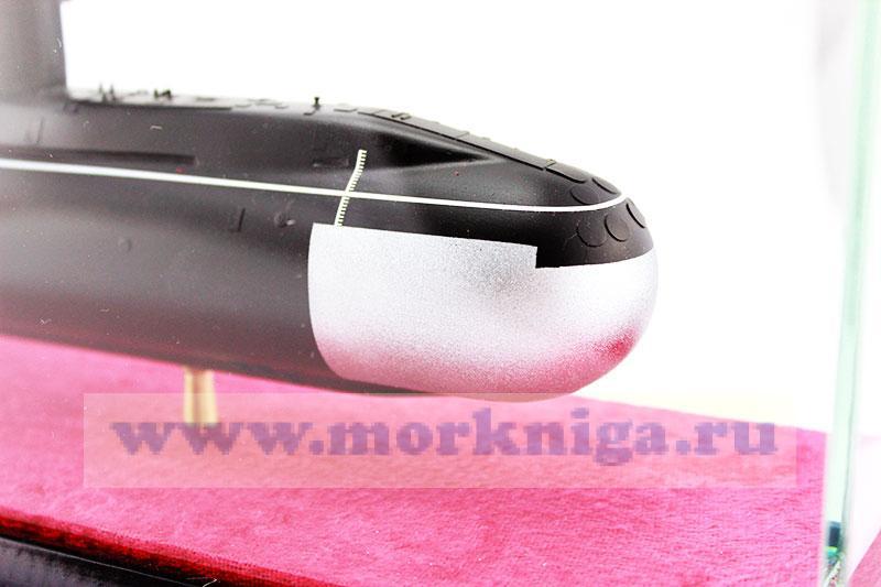Модель дизельной подводной лодки пр. 677