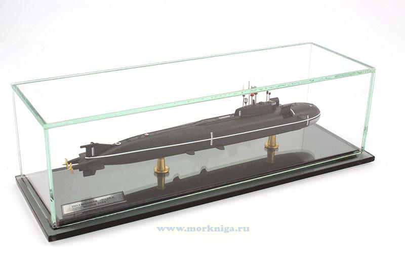 Модель атомной подводной лодки проекта 949А