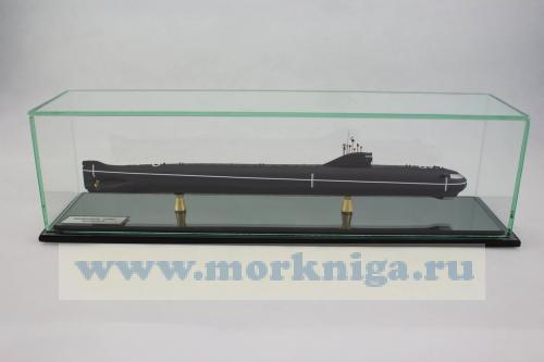 Модель атомной подводной лодки проекта 627 А