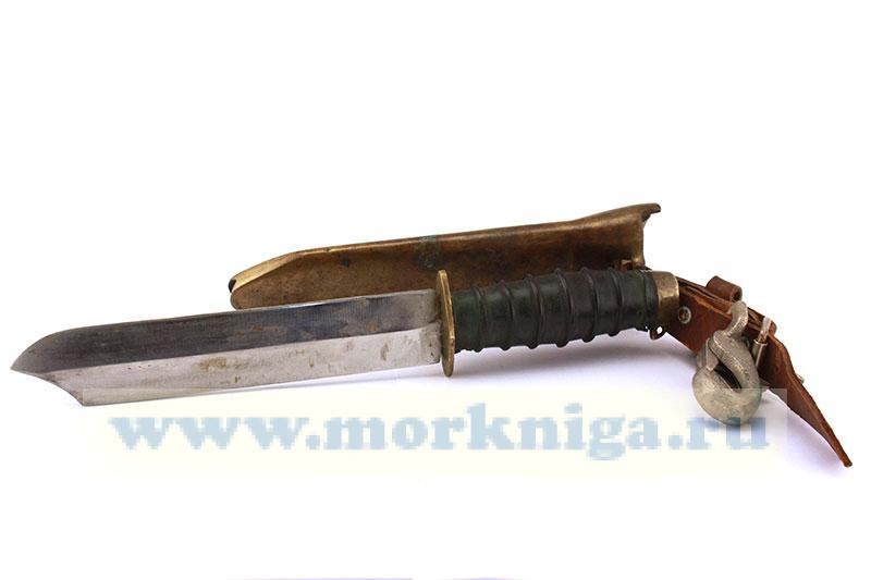 Нож водолазный СССР