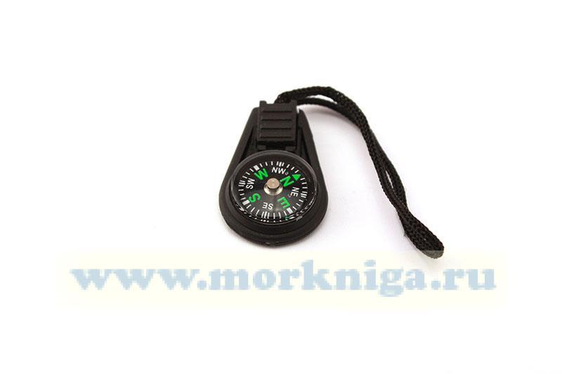 Брелок-компас на шнурке