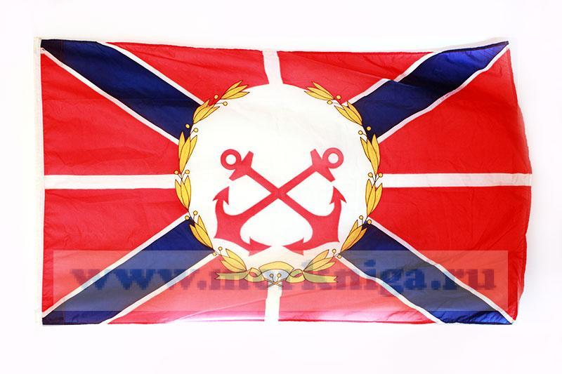 Флаг начальника Генерального штаба Вооружённых сил РФ