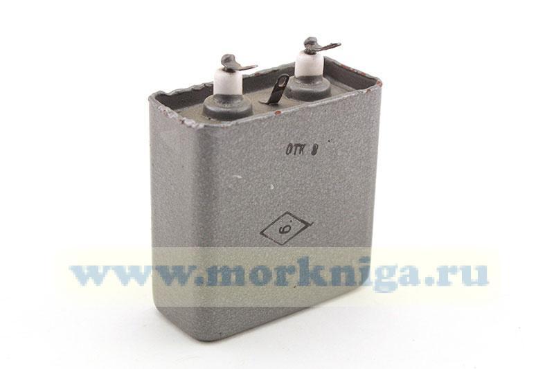 Конденсатор К41-1а 4 кВ 0,1 мкФ 10%