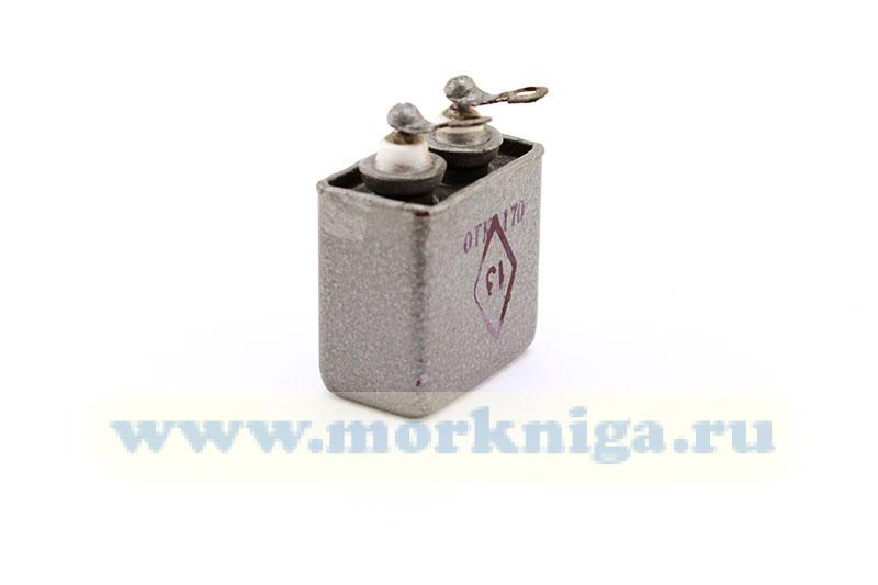 Конденсатор К40У-5 1000В 0,01 мкФ 10%