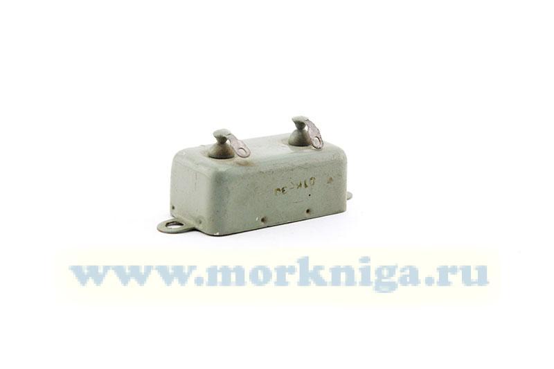 Конденсатор КЭГ-1 150В 10 мкФ
