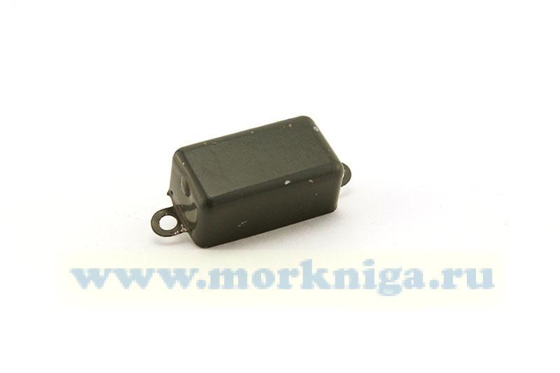 Конденсатор КБГ-МП 3Н 2*0,1 мкФ 600В 10%