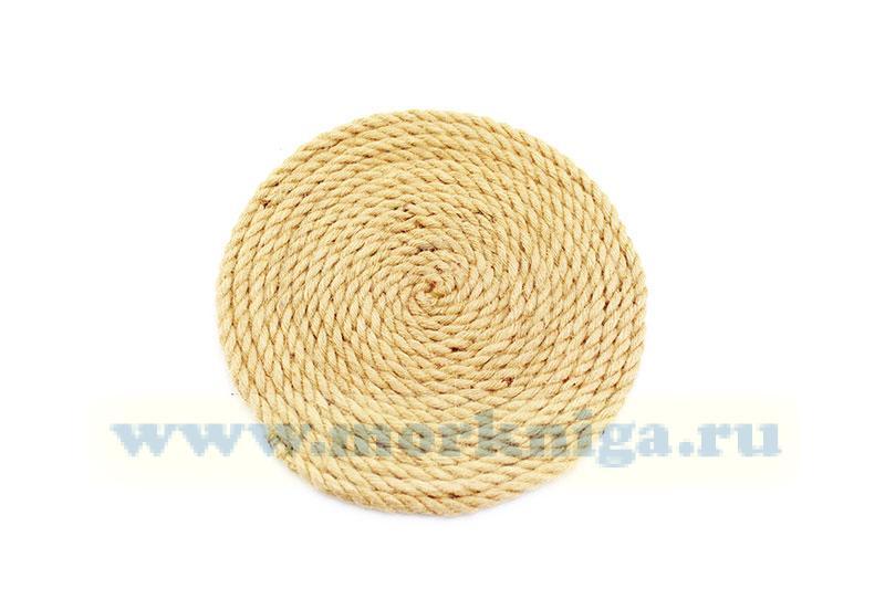Подставка плетеная сервировочная (30 см)