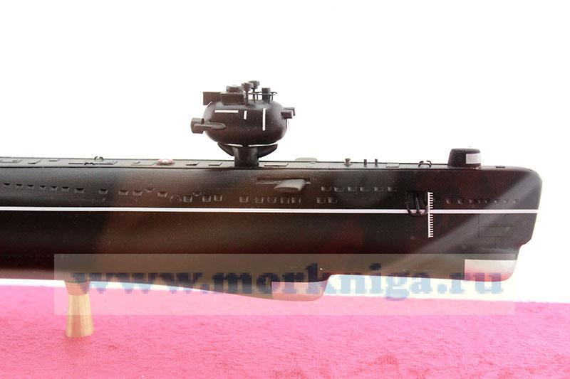 Модель подводной лодки проекта 666