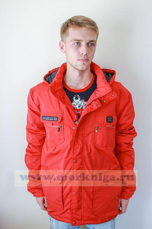 Куртка PAUL&SHARK (Красная)