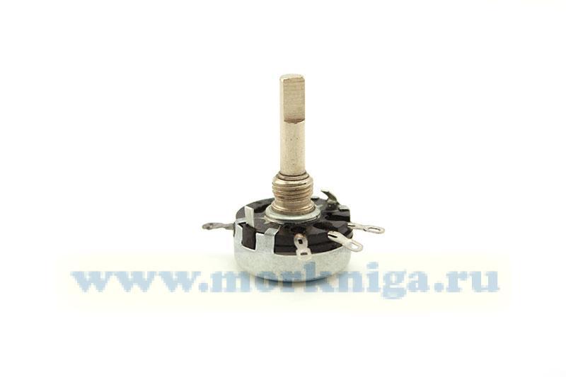 Резистор переменный СПЕ-1 1282 А-2Вт 4М7В