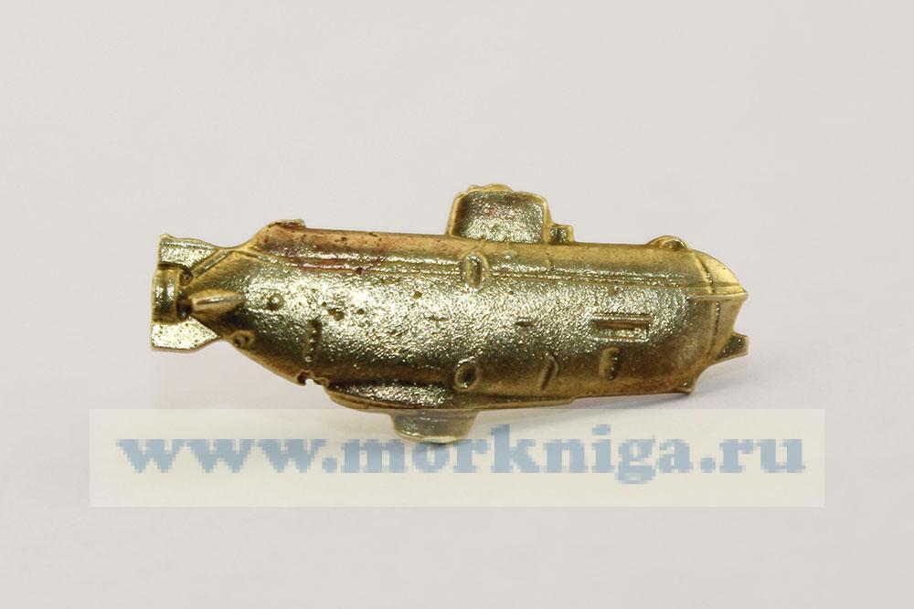 Знак СГА АС-34 (спасательный глубоководный аппарат), малый