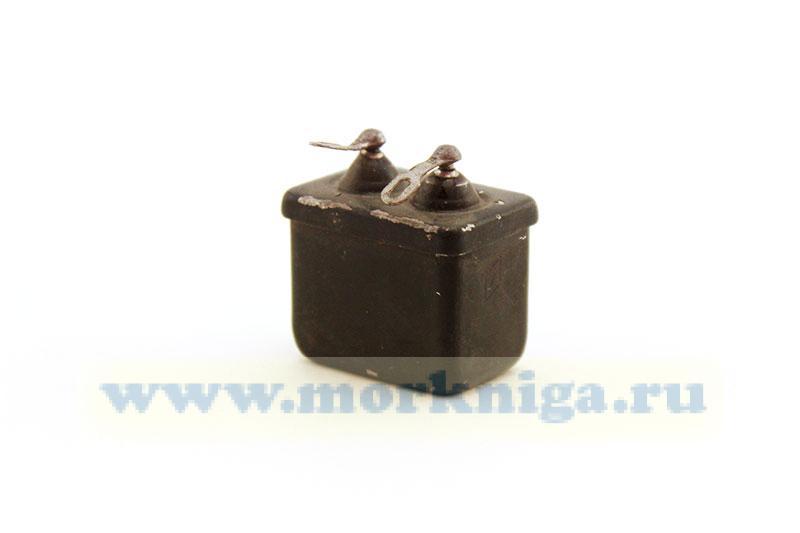 Конденсатор МБГО-1 4 мкФ 160В 10%
