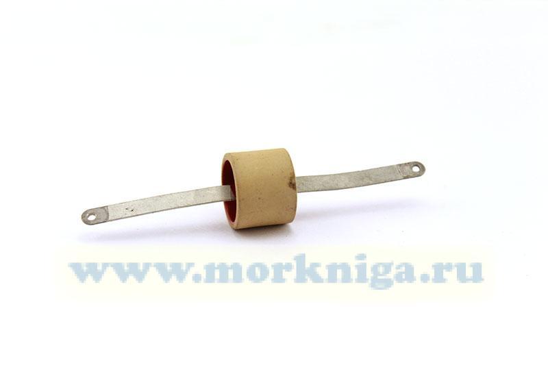Конденсатор 56 мкмкФ 2,5 квА 8 кВ