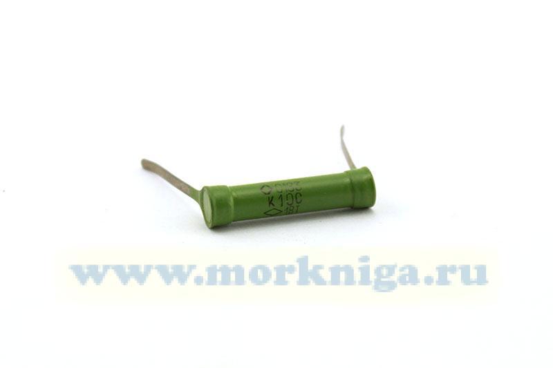 Резистор ВС К10С 1Вт 100 Ом 10%