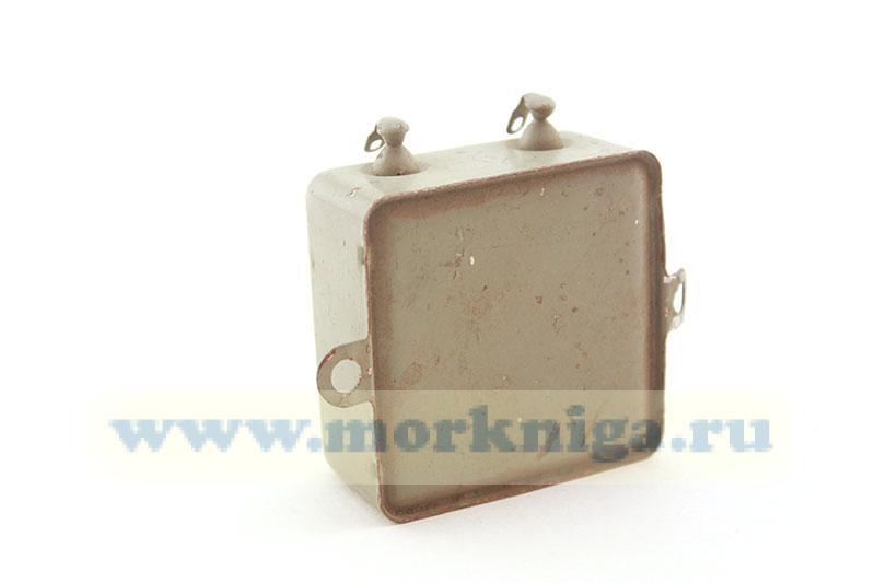 Конденсатор КБГ-МП 2Б 2 мкФ 200В 10%