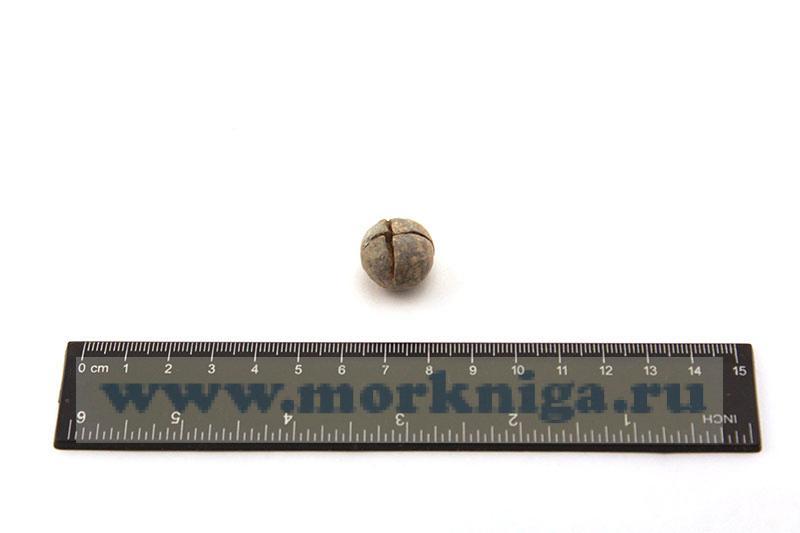 Самодельная экспансивная сферическая пуля к ударным и кремневым ружьям (Крымская война 1853-1856 гг.)