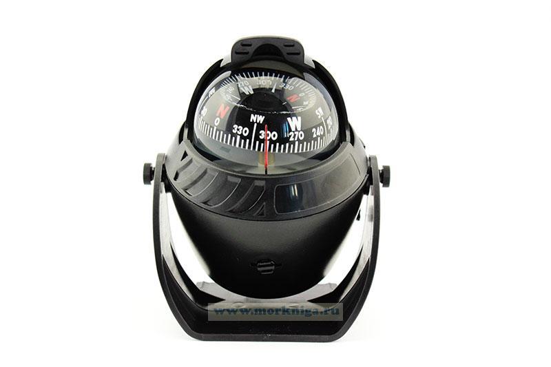 Компас магнитный морской для маломерных судов с подсветкой, LC760