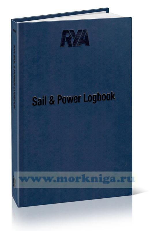 RYA Sail & Power Logbook
