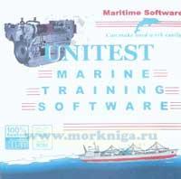 CD UNITEST marine training software