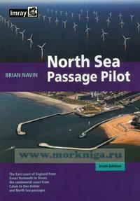 North Sea Passage Pilot. Лоция Северного моря