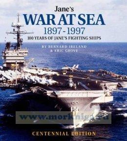 Jane's War at sea. 1897-1997