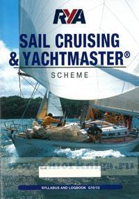 RYA Sail Cruising & Yachtmaster Scheme - Syllabus & Logbook