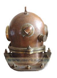 """Водолазный шлем """"Трехболтовка"""" 1988 год"""
