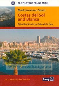 Mediterranean Spain - Costas Del Sol and Blanca. 6-th edition