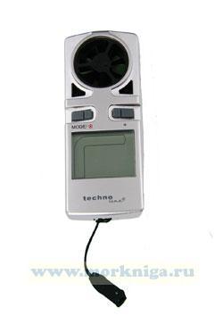 Анемометр ручной электронный 120х40х20 мм