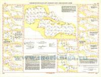 Гидрометеорологические карты Карибского моря и Мексиканского залива. Адм. № 6209