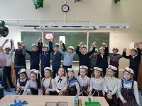 детские морские костюмы для утренника в детском саду